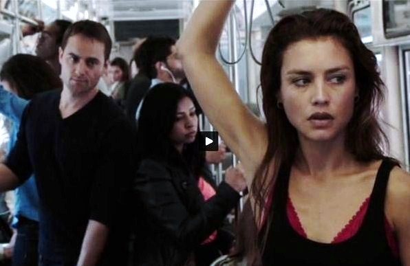 Stuart Townsend & Hannah Ware - Sitcoms Online Photo Galleries