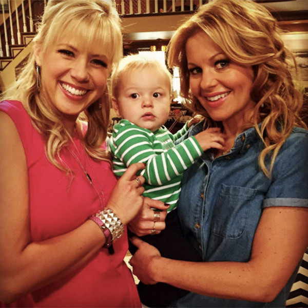 candace cameron sweetin bure Jodie