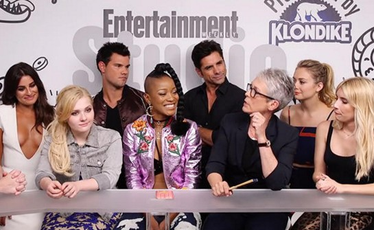 The cast of Scream Queens Season 2 - Sitcoms Online Photo