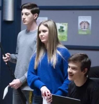 Mason Cook, Kyla Kenedy & Micah Fowler - Sitcoms Online