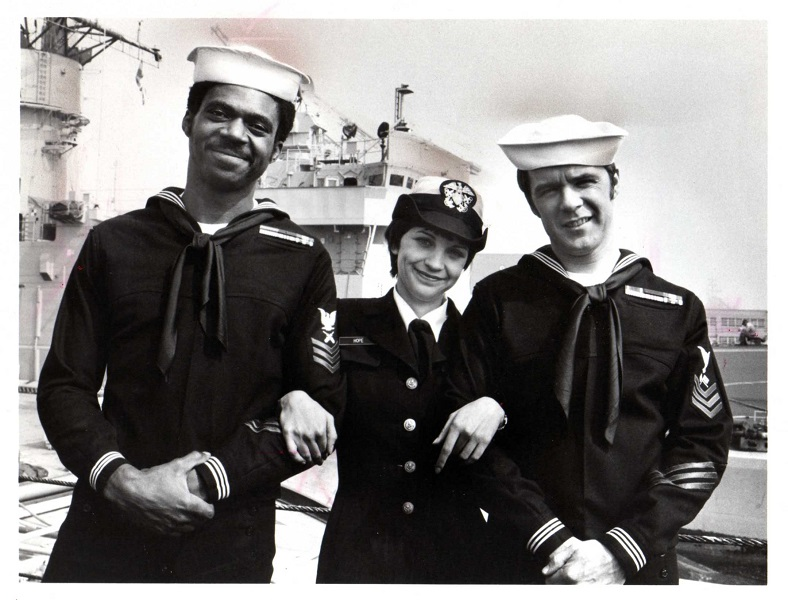 The Last Detail >> The Last Detail Pilot Charles Robinson Cindy Williams
