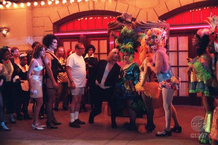 Drew Carey Show Rocky Horror Picture Show Sitcoms Online Photo
