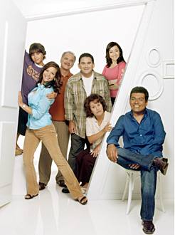 George Lopez Cast