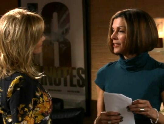 Wendie Malick on Hot in Cleveland - Sitcoms Online Photo ...