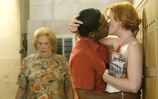 blair underwood sex and the city episode in Caloundra