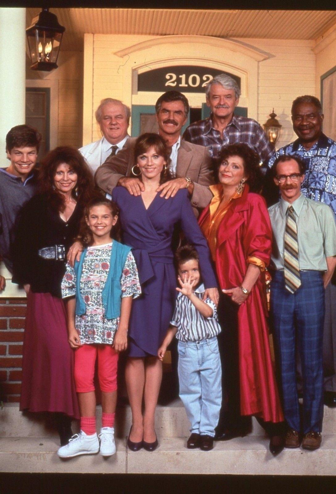 EVENING_SHADE_-_Starring_Burt_Reynolds_-Cast_Color_Slide_Transparency_Negative