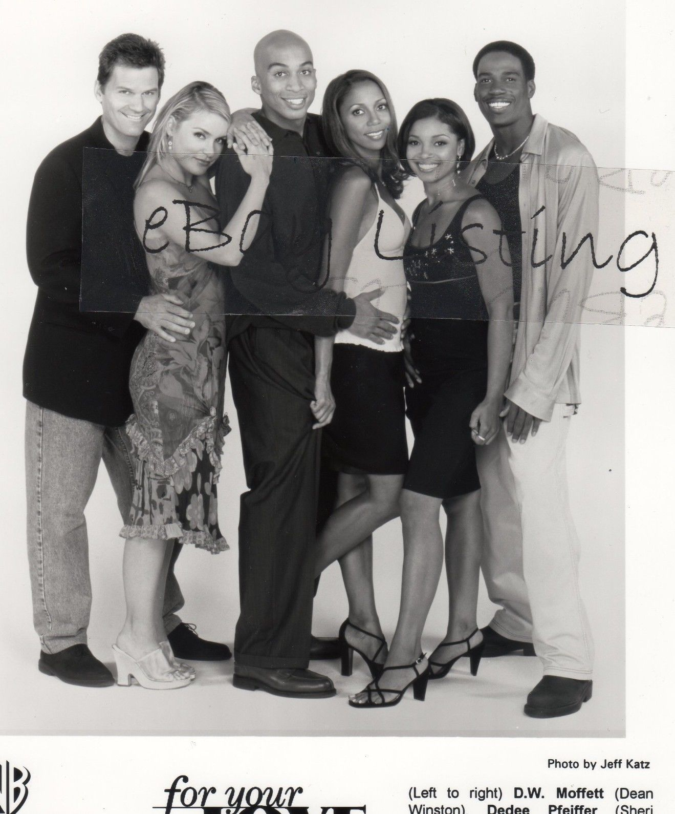 or_Your_Love_1998_2002_WB_Cast_Press_Photo