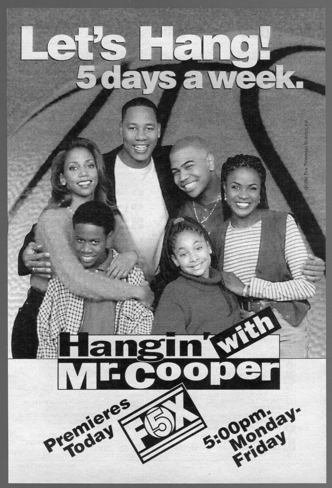 1996_Tv_Ad_HANGIN_WITH_MR_COOPER_RAVEN_SYMONE_HOLLY_ROBINSON_MARK_CURRY_P