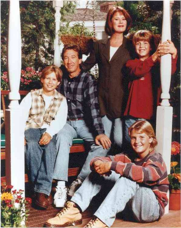 Remarkable Home Improvement Cast 594 x 750 · 81 kB · jpeg