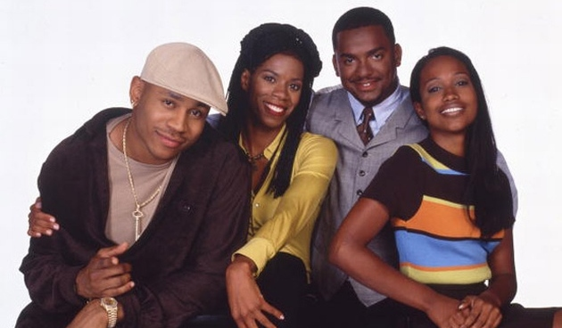 LL_Cool_J_Alfonso_Ribeiro_Maia_Campbell_and_Kim_Wayans_in