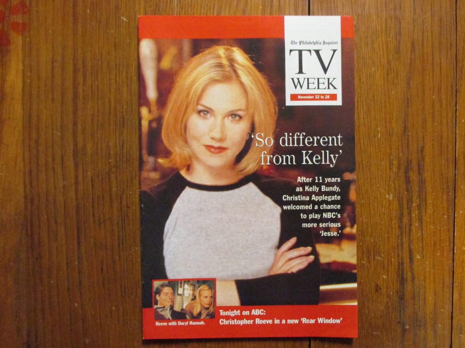 Nov_22_1998_Philadelphia_Inquirer_TV_Week_Magazine