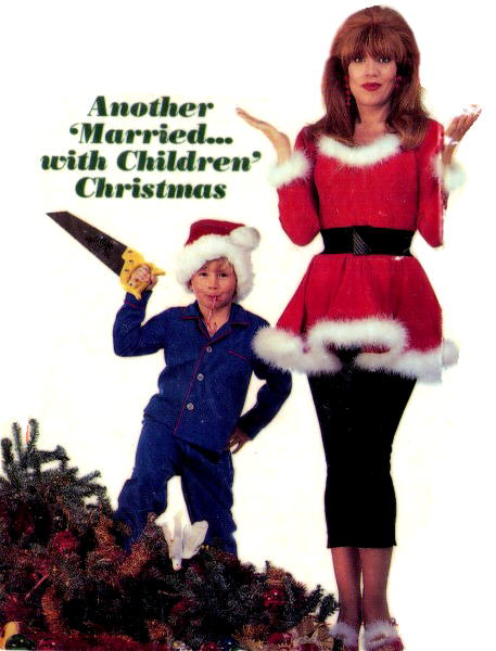 Married With Children Christmas.Seven And Peggy Bundy Sitcoms Online Photo Galleries