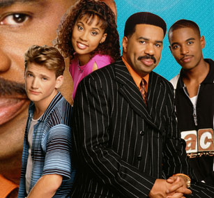 Home » Sitcoms » 1990s Sitcoms » Steve Harvey Show, The