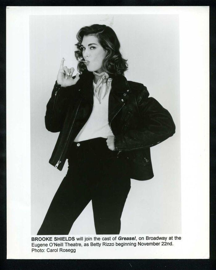 1994_BROOKE_SHIELDS_In_GREASE_Vintage_Original_Photo_SUDDENLY_SUSAN_gp