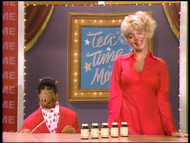 Teresa Ganzel Tonight Show