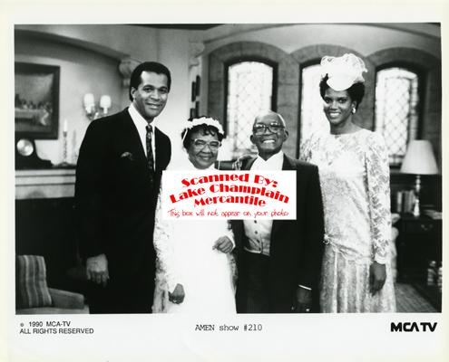 Clifton Davis, Rosetta LeNoire, Jester hairston and Anna ... Rosetta Lenoire Funeral