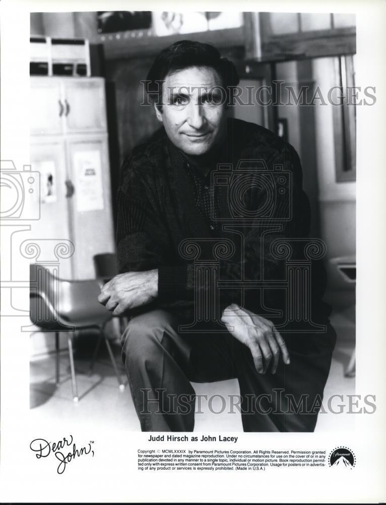 1996_Press_Photo_Judd_Hirsch_in_Dear_John