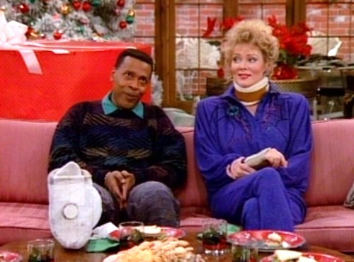 Meshach Taylor Anthony Jean Smart Charlene Sitcoms