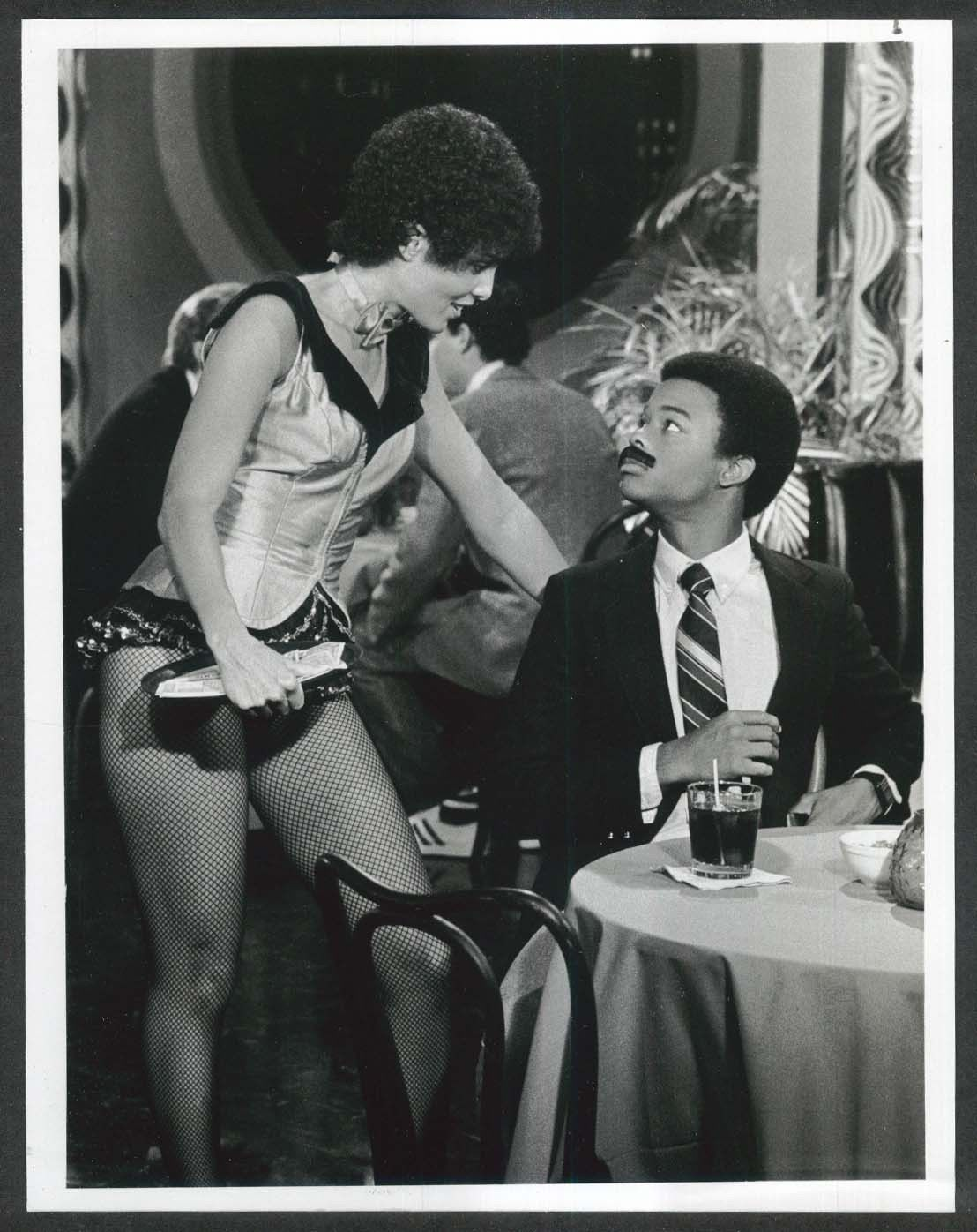 Shari_Belafonte_Harper_Todd_Bridges_Diff_rent_Strokes_NBC-TV_8x10_photo_1982