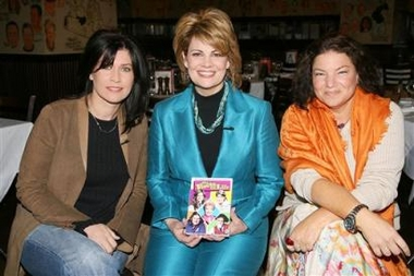 Nancy McKeon, Lisa Whelchel, and Mindy Cohn - 05/09/06