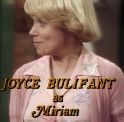 joyce bulifant net worth