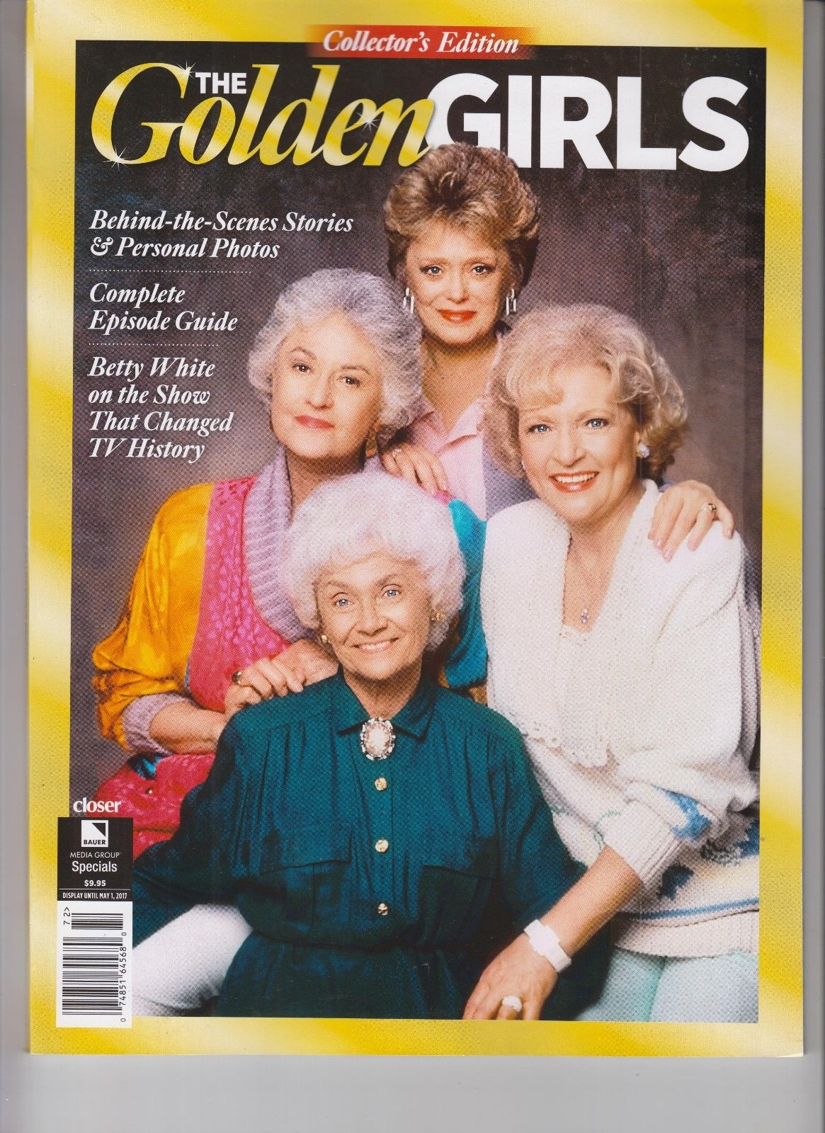 GOLDEN_GIRLS_CLOSER_WEEKLY_MAGAZINE_2017_COLLECTOR_S_EDITION_BETTE_WHITE