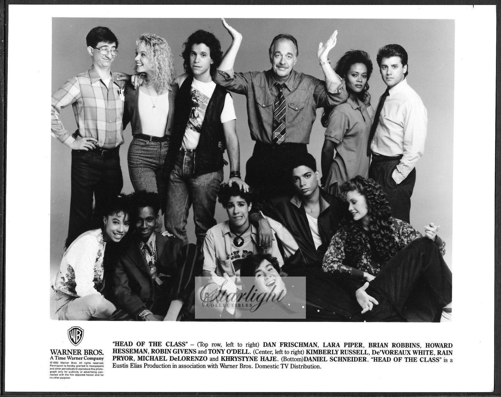 s-l1600Head_of_the_Class_1990_ORIGINAL_TV_Promo_Photo_Rain_Pryor_Robin_Givens