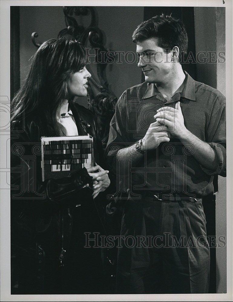 1990_Press_Photo_Lisa_Rinna_and_Jason_Batem