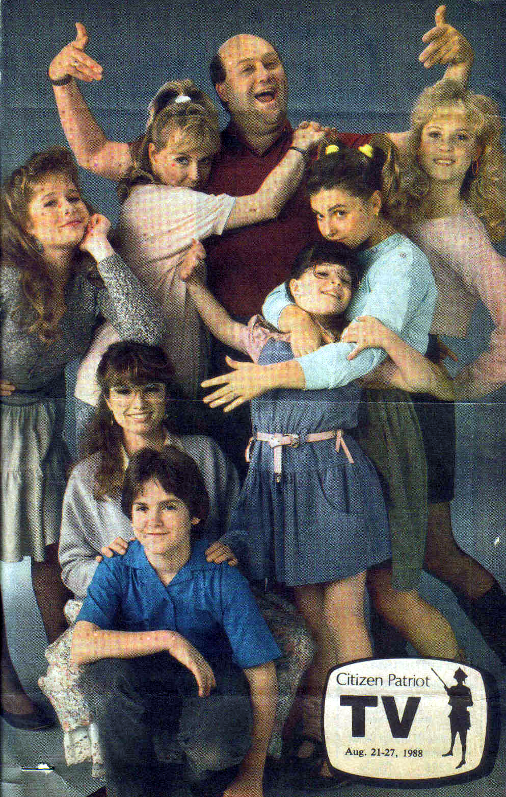 Just the ten of us cast magazine cover sitcoms online photo just the ten of us cast magazine cover sitcoms online photo galleries publicscrutiny Gallery