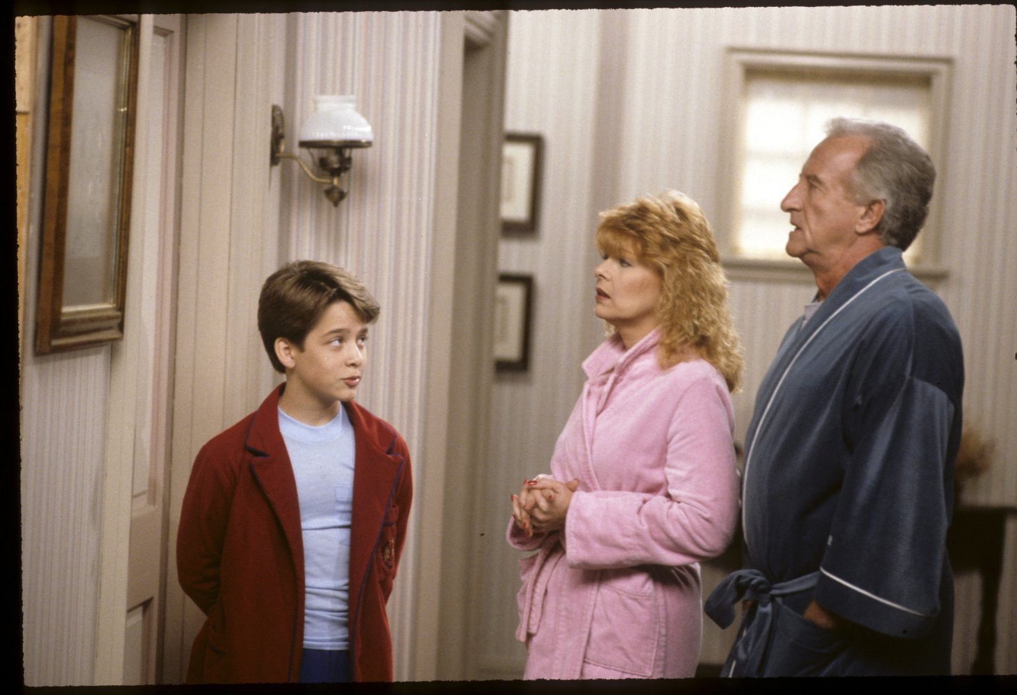 Ilene_Graff_and_Bob_Uecker_in_Mr_Belvedere_1985_
