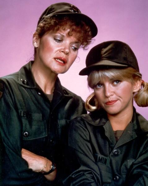Private Benjamin: Eileen Brennan & Lorna Patterson ...