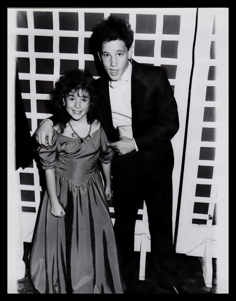1986_SOLEIL_MOON_FRYE_COREY_HAIM_Vintage_Original_Photo_PUNKY_BREWSTER_gp