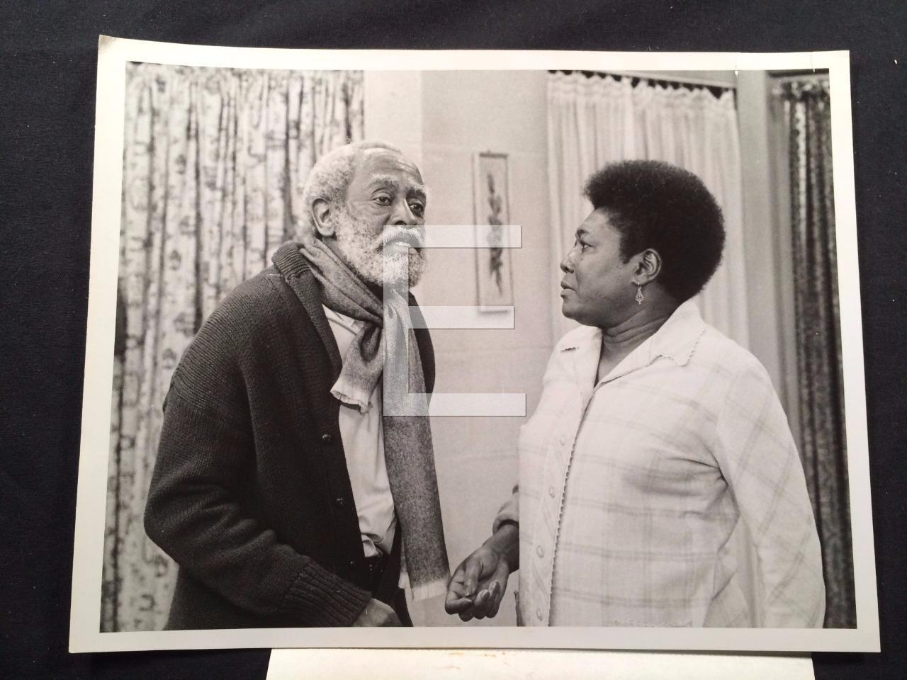 1976_GOOD_TIMES_Esther_Rolle_Arnold_Johnson_Vintage_Original_TV_Still_Photo_A84