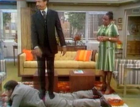 The Jeffersons George Harry Bentley Amp Louise Sitcoms Online Photo Galleries