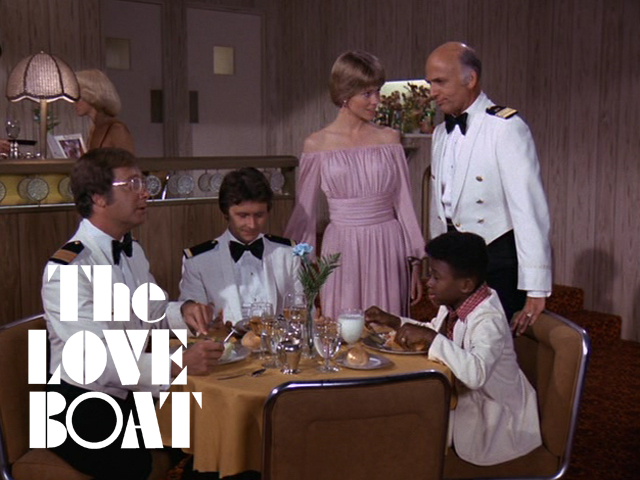 from Ryder the love boat dating show