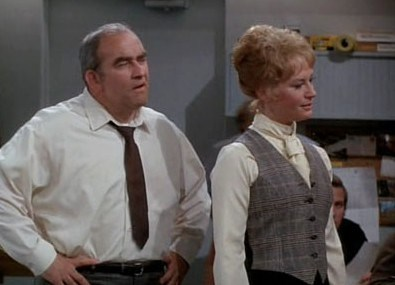 Lois Nettleton and ed asner