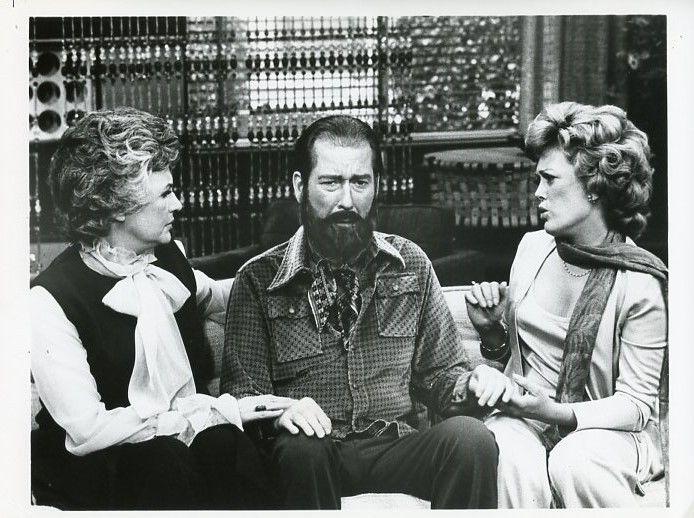 BEATRICE_ARTHUR_RUE_MCCLANAHAN_PORTRAIT_MAUDE_CAST_ORIGINAL_1976_CBS_TV_PHOTO