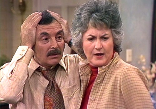 Image result for bill macy maude