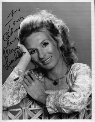Cloris Leachman early years