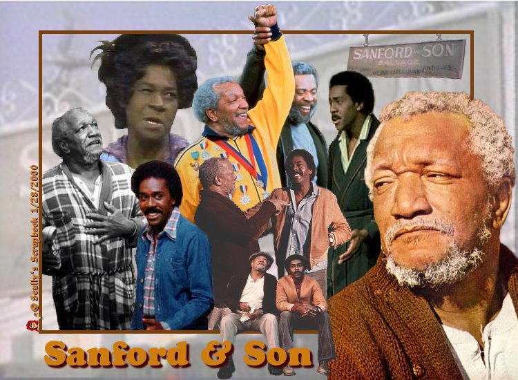 Sanford And Son Sitcoms Online Photo Galleries