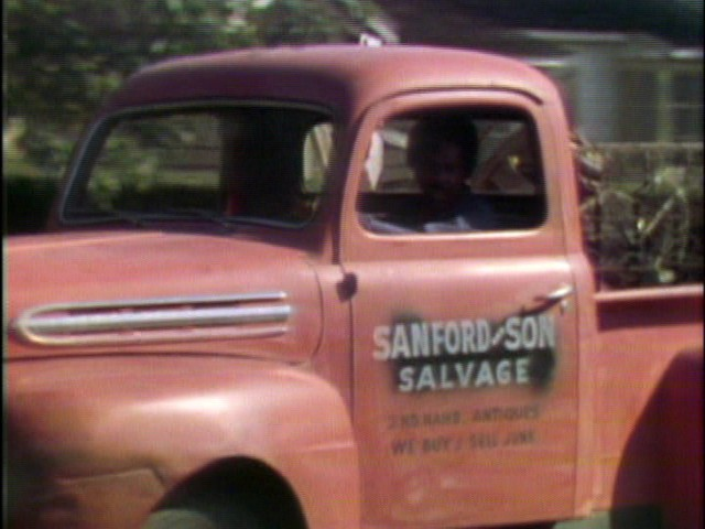 Image result for sanford and son truck