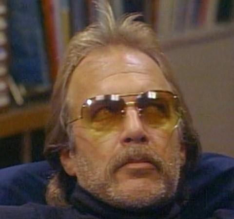 Howard Hesseman as Dr. Johnny Fever - Sitcoms Online Photo