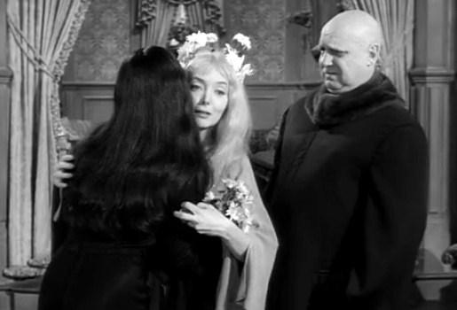 Morticia, Ophelia &...