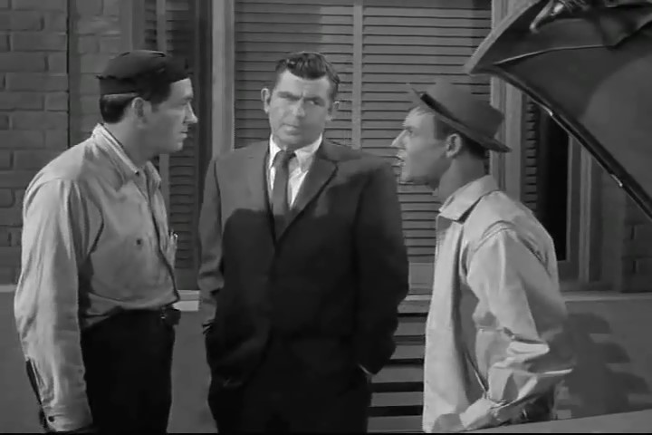 Larry Hovis andy griffith show