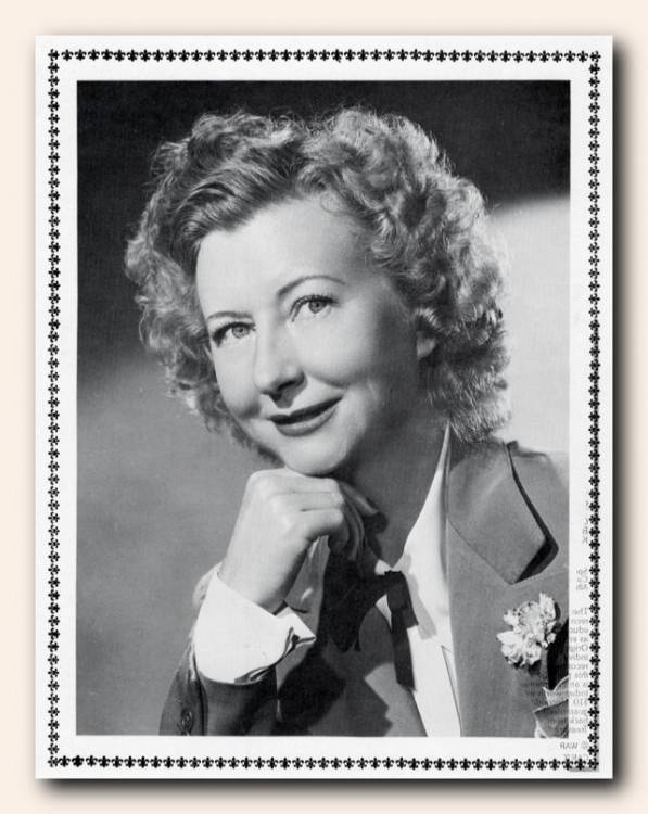 IRENE GRANNY RYAN sings IM A WOMAN by Jerry Leiber amp Mike Stoller with ROY ROGERS amp DALE EVANS