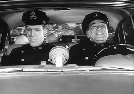 Fred Gwynne Car 54 Fred Gwynne & Joe ...