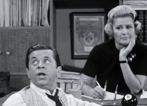 morey amsterdam jokes