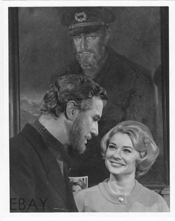 Hope Lange and edward mulhare