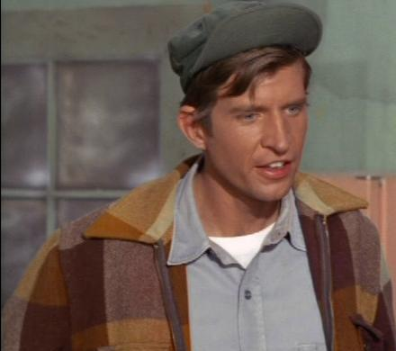 Tom Lester Green Acres Tom Lester as Eb