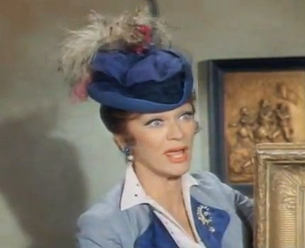 Eve Arden guest stars on Laredo - Sitcoms Online Photo ...